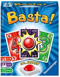 Ravensburger  kaartspel Basta!