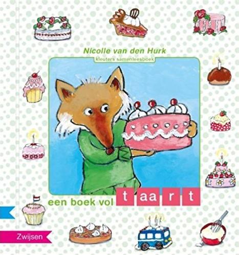Zwijsen Kleuters samenleesboeken - een boek vol taart