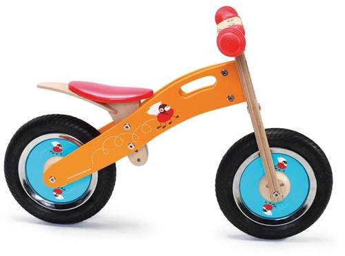 Scratch houten loopfiets Racende Vliegen-3