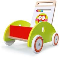 Scratch houten loopwagen Uil Lou-3