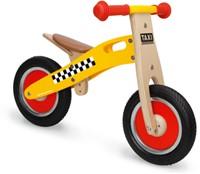 Scratch houten loopfiets Taxi-2