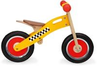Scratch houten loopfiets Taxi-3