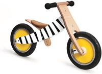Scratch houten loopfiets Zebra Basil-2