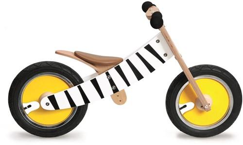 Scratch houten loopfiets Zebra Basil-3