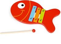 Scratch muziekinstrument Xylofoon Vis Do Mi Fa-3