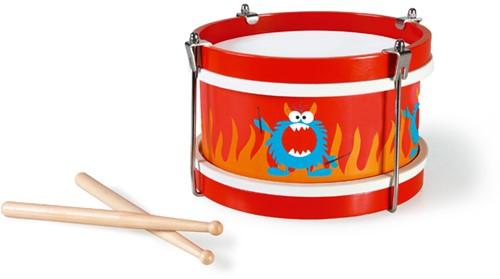 Scratch muziekinstrument Trommel Rock&Roll Monster-3