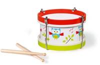 Scratch muziekinstrument Trommel Uil Lou-3