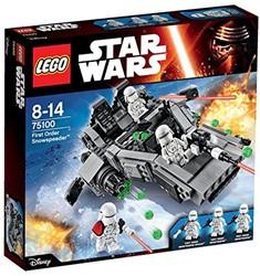 Lego  Star Wars set First Order Snowspeed 75100