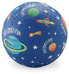 Crocodile Creek  buitenspeelgoed 13 cm Playball/Solar System