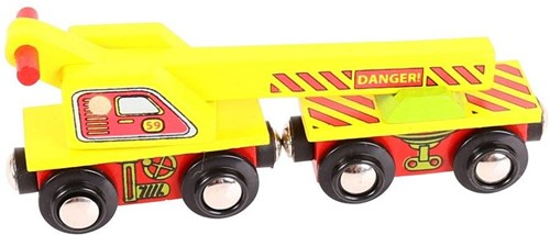 BigJigs Crane Wagon (4)-2