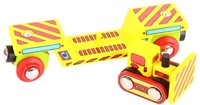 BigJigs Bulldozer Low Loader (4)-1