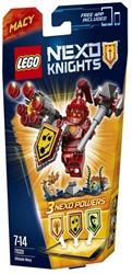 Lego  Nexo Nights set Ultimate Macy 70331