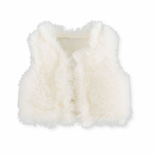 Corolle Ma Corolle kleding Sleeveless Jacket (Fake Fur) 36 cm