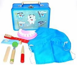 Simply for Kids - Tandartsset in koffer