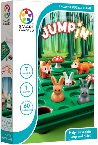 Smart Games spel Jump In'