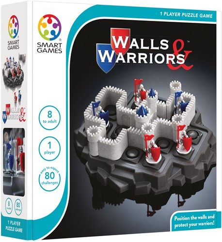 Walls & Warriors (80 opdrachten)