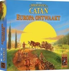 999 Games  bordspel Kolonisten van Catan: Europa ontwaakt