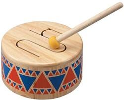 Plan Toys  houten muziekinstrument Solid drum