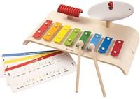 Plan Toys  houten muziekinstrument Musical Set
