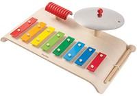 Plan Toys  houten muziekinstrument Musical Set-2