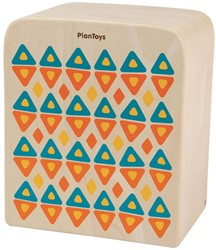 Plan Toys  houten muziekinstrument Rhythm Box II