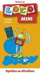 Loco  mini educatief spel optellen en aftrekken, mini
