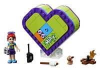 LEGO Friends Mia's hartvormige doos 41358-2