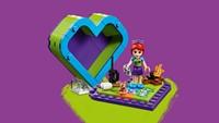 LEGO Friends Mia's hartvormige doos 41358-3