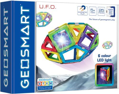 GeoSmart UFO - 25 pcs