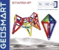 GeoSmart GeoSmart Starship - 42 pcs