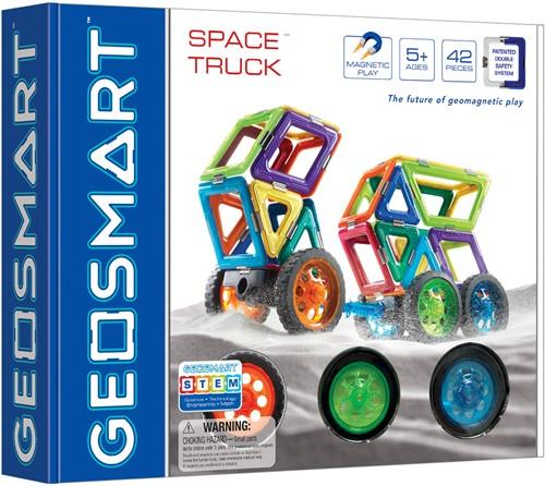 GeoSmart GeoSmart Space Truck - 43 pcs