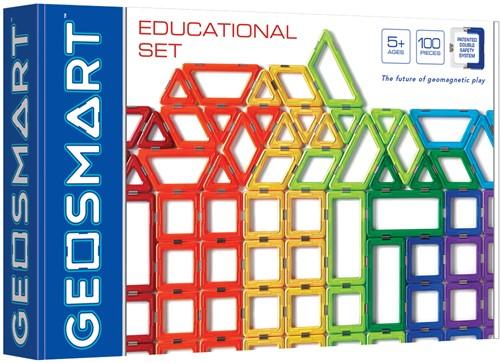 GeoSmart GeoSmart Educational Set - 100 pcs