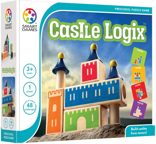 Smart Games spel Castle Logix