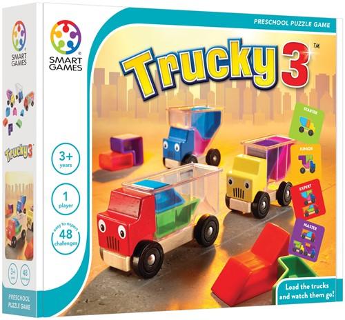 Smart Games spel Trucky 3