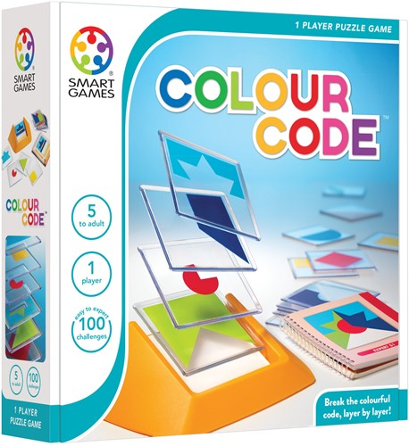 Smart Games spel Colour Code