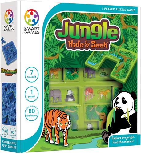 Smart Games spel Jungle Hide & Seek