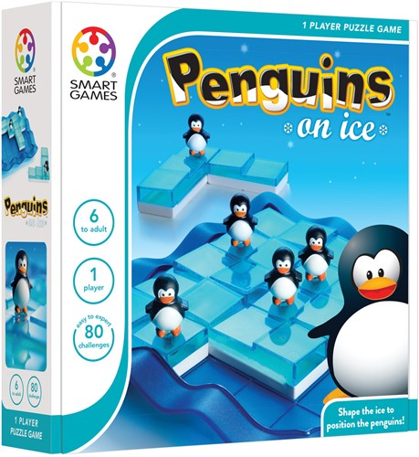 Smart Games spel Penguins on Ice