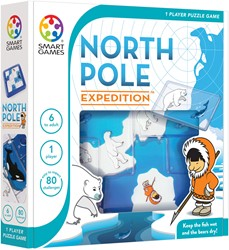 Smart Games spel North Pole Expedition