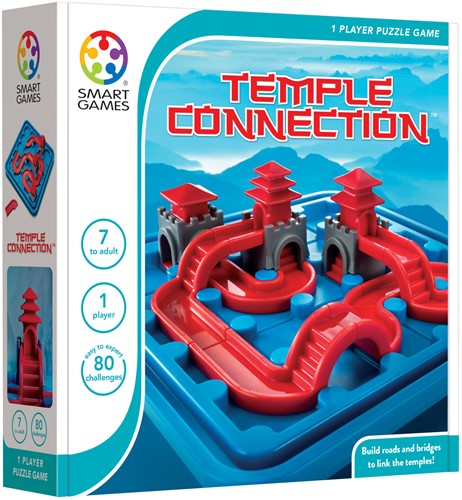 Smart Games spel Temple Connection