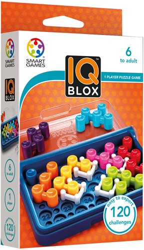 Smart Games spel  IQ Blox-3