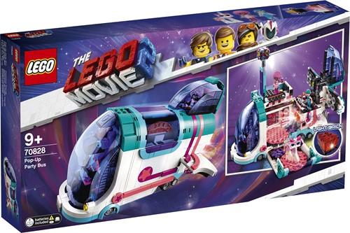 LEGO Movie 2 Uitklap feestbus 70828