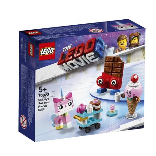 LEGO Movie 2 De ALLERLIEFSTE vrienden van Unikitty! 70822
