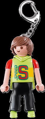 kleinspeelgoed sleutelhanger tiener 6613-3