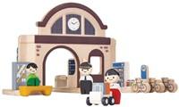 Plan Toys Plan City houten gebouw Station