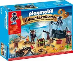 "Playmobil Pirates Adventskalender """"Pirateneiland 6625"