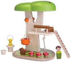 Plan Toys Plan City houten speelstad gebouw Tree House