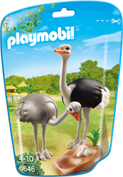 Playmobil  City Life Struisvogels met nest 6646