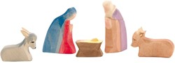 Ostheimer Holy Family small 5 pieces