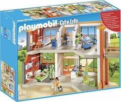 Playmobil  City Life ingericht kinderziekenhuis 6657