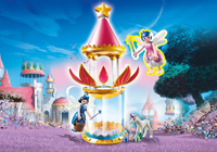 Playmobil Super 4 muzikale toren met Twinkle 6688-3